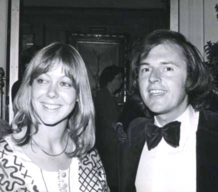 Roger Watson and Jenny Agutter 1970s